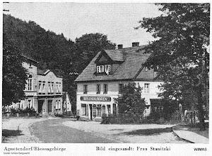 Photo: Agnetendorf, Hauptstraße