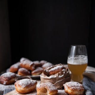 Buttermilk and Beer Beignets
