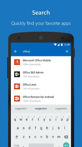Microsoft Apps 3.0.1.39226 screenshots 3
