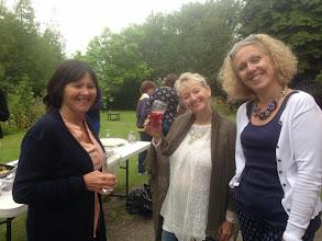 Photo: Debby, Carol and Emma