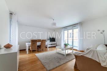 Appartement 4 pièces 84,26 m2