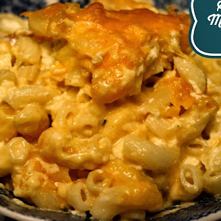 Traditional Southern Macaroni and Cheese!.