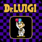 Dr Luigi NES Icon