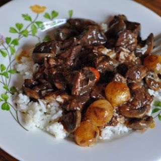 Boeuf Bourguignon by Julia Child