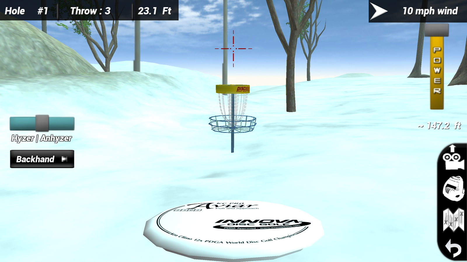 Disc Golf Bag Tag Challenge- screenshot