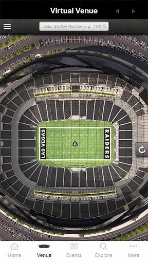 Raiders + Allegiant Stadium screenshot 4