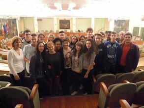 """Photo: 01/10/2014 - Scuola Magistrale """"Berti di Torino. Classe III - i."""