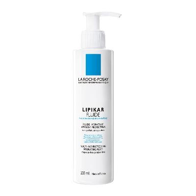 crema corporal lipikar fluido hidratante 200ml