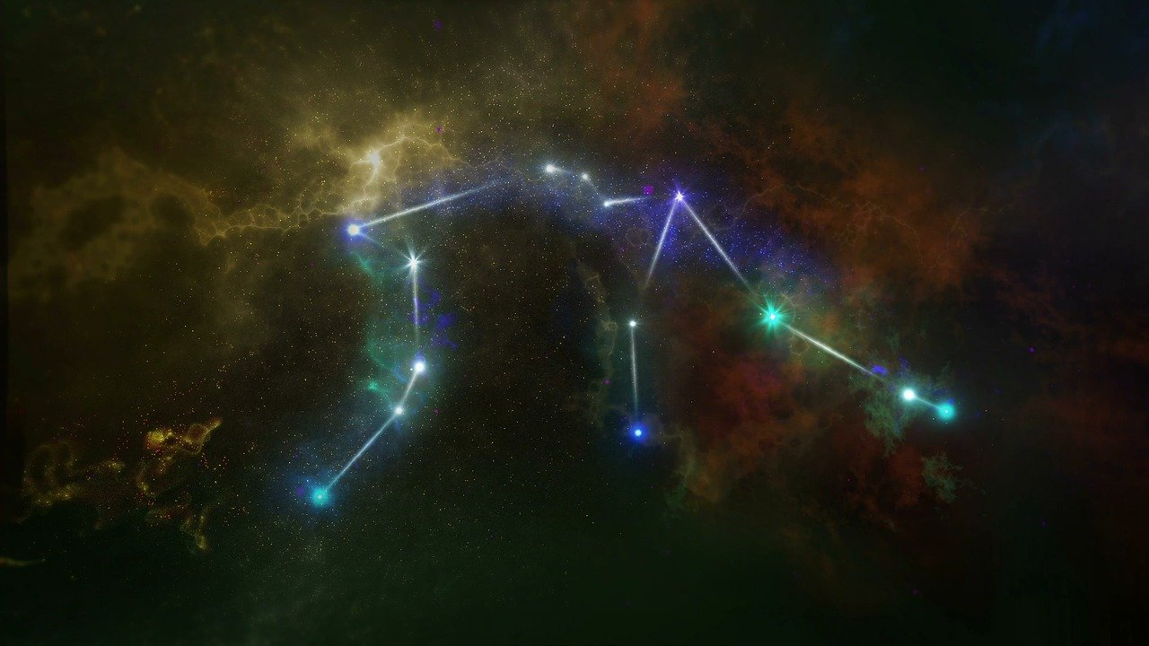 Constellation Aquarius.