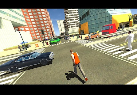 Crime Wars S. Andreas- screenshot thumbnail