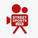 Street Sports Live : sports data & live streaming icon