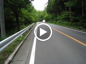 動画: 山伏峠に向かって~ 動画①