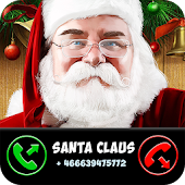 Fake Call Santa Joke New Year