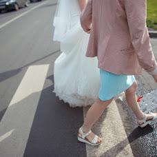 Wedding photographer Alina Kazina (AlinaKazina). Photo of 16.03.2018