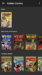 Golden Comics screenshot 1
