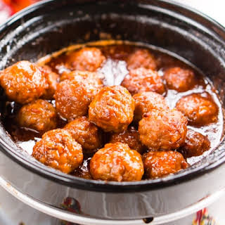 Swedish Meatball Appetizer Crock Pot Recipes.