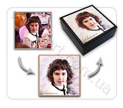Photo: Дизайн и производство шкатулки для сувениров. Рисунок с фотографии. Дизайн-студия БРТ