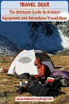 Ultimate #Guide for #Outdoor Equipment and #Adventure #Travel #Gear List // #AdventureTravel by Ze Wandering Frogs