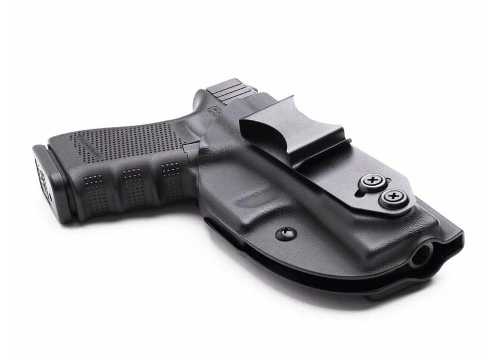 vedder lighttuck IWB holster
