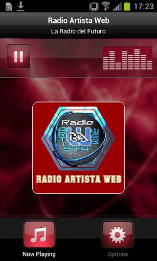 Radio Artista Web