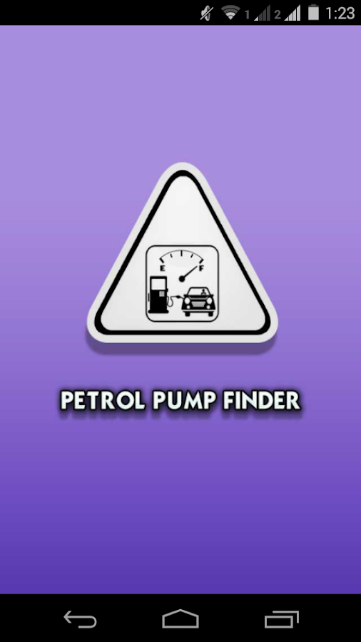 Petrol Pump Finder- screenshot