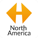 NAVIGON North America icon