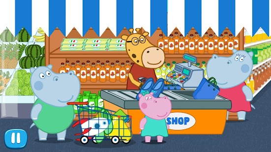 C >> Funny Supermarket - Shopping for all Family - Android Apps on Google Play