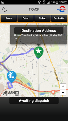 Roadrunners Cabs Surrey Sussex 1.5 screenshots 5