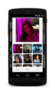 Contact Photo Sync Screenshot
