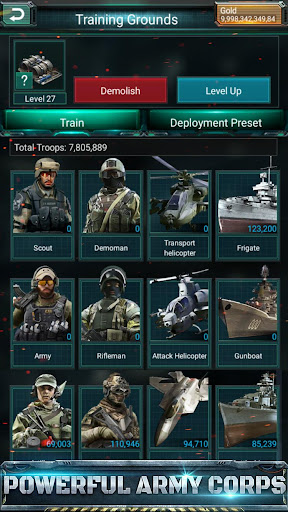 War Games - Commander  screenshots 5