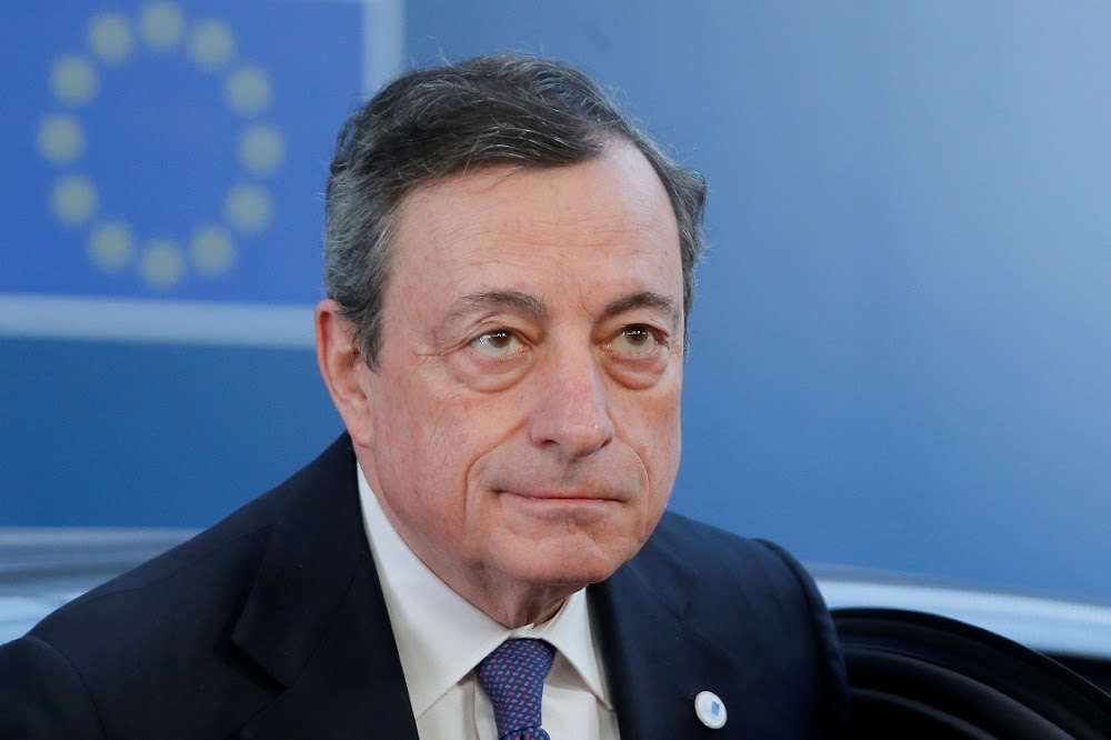 Draghi's brag book can include keeping the EU intact and creating 11-million jobs