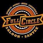 Logo for Full Circle Saloon