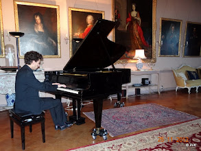 Photo: Schubert/Liszt: Gretchen am Spinnrade en Wagner/Liszt: Isoldes Liebestod