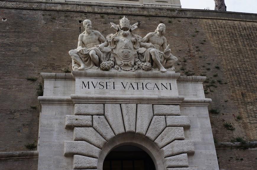 Vatican Museum, Rome, Italy (2015)