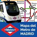 Mapa del Metro de Madrid Actualizado icon