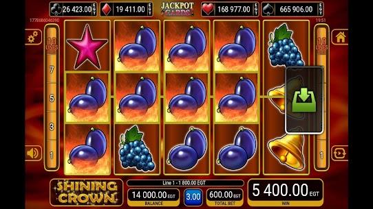 Shining Crown Slot 3