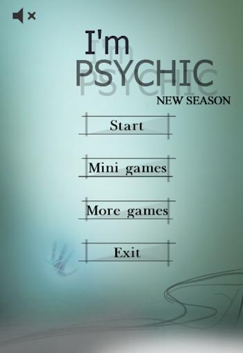 I'm Psychic - Test. New Season