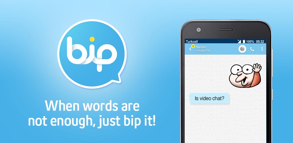 BiP Messenger 3 43 10 Apk Download - com turkcell bip APK free