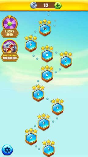 Bubble Bee Pop - Colorful Bubble Shooter Games android2mod screenshots 7