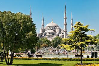 Photo: Błękitny Meczet czyli Sultanahmet Meczet