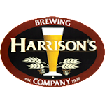Logo for Harrison's Brewing Company