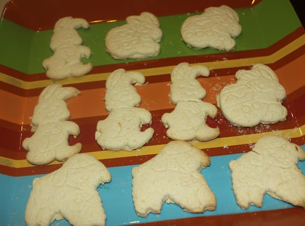 Easter Cookies Recipe