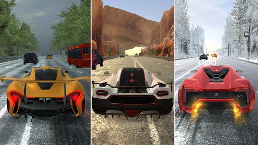 Highway Asphalt Racing : Traffic Nitro Racing 0.12 screenshots 1
