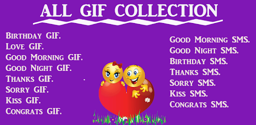 All GIF Collection & Message Collection 💌 APK [1 9