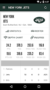 Official New York Jets- screenshot thumbnail