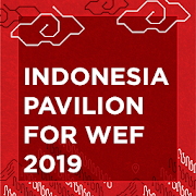 Indonesia Pavilion For WEF 2019