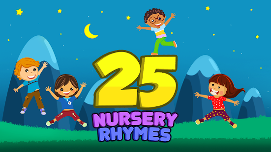 Top 25 Nursery Rhymes Videos- screenshot thumbnail