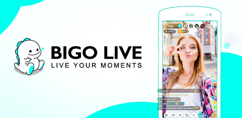 دانلود برنامه BIGO LIVE