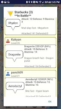 GO Tracking -- For Pokemon Go