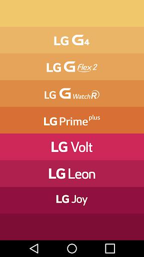 Guia de Smartphones LG